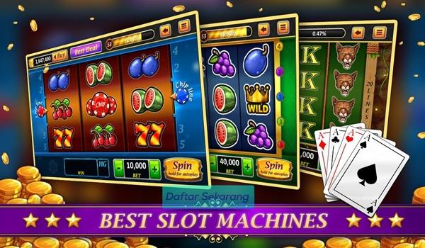 Situs Judi Slot Game Terpercaya Keuntungan Bermain